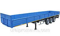 Полуприцеп бортовой - контейнеровоз ЧМЗАП 99065-031 П1