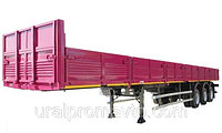 Полуприцеп бортовой - контейнеровоз ЧМЗАП 99065-031 ПГ1, фото 1