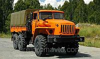 Бортовой автомобиль УРАЛ 4320-0111-61, фото 1