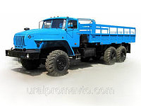 Бортовой автомобиль УРАЛ 4320-0911-61, фото 1