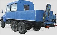 Грузопассажирский автомобиль УРАЛ-4320 с КМУ ИМ-50