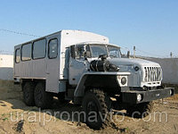 Автобус вахтовый Урал 3255-0013-41
