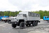 Автобус вахтовый Урал 3255-0013-61