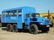 Автобус вахтовый Урал 32551-0010-41