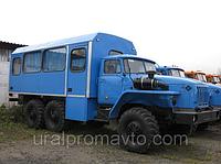 Автобус вахтовый Урал 32551-0013-61