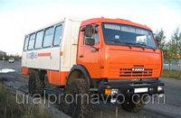 Автобус вахтовый Камаз 42111-10-11