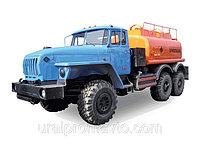 Автотопливозаправщик АТЗ-6,5 УРАЛ-4320