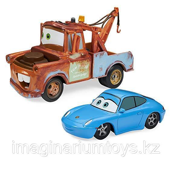 Набор машинок Мэтр и Салли «Тачки 3» Disney