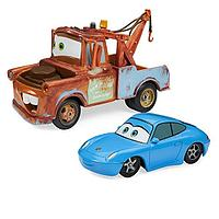Набор машинок Мэтр и Салли «Тачки 3» Disney, фото 1