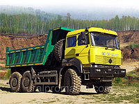 Самосвал УРАЛ-6370, фото 1