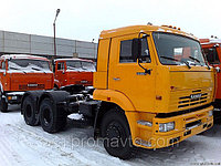 Седельный тягач Камаз 65116-010-62 , фото 1