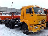 Седельный тягач Камаз 65116-6010-78