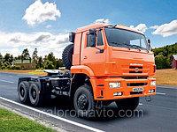 Седельный тягач Камаз 65225-022-63