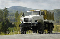 Бортовой автомобиль УРАЛ 43206-0111-71, фото 1