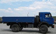 Бортовой автомобиль Камаз 4326-023-15