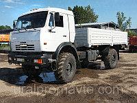 Бортовой автомобиль Камаз 4326-024-15