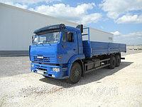 Бортовой автомобиль Камаз 65117-030-62, фото 1