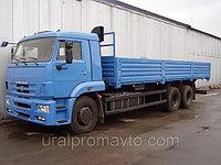 Бортовой автомобиль Камаз 65117-6010-78, фото 1