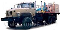 Цементировочный агрегат ЦА-32У УРАЛ-4320