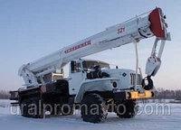 """Автокран КС-55733 """"Челябинец"""" УРАЛ-4320, фото 1"""