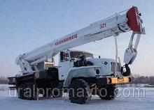 """Автокран КС-55733 """"Челябинец"""" УРАЛ-4320"""