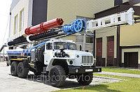 Бурильно-сваебойная машина БМ-811 УРАЛ-4320, фото 1