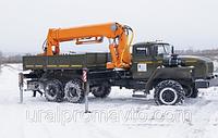 Универсальная бурильная машина УБМ-85 УРАЛ-4320, фото 1