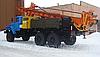 Установка разведочного бурения УРБ-2М УРАЛ-4320