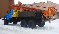 Установка разведочного бурения УРБ-2М УРАЛ-4320, фото 1