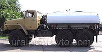 Автоцистерна АЦПТ-8,0 УРАЛ-5557