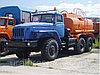 Автотопливозаправщик АТЗ-10 УРАЛ-5557