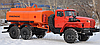 Автотопливозаправщик АТЗ-10 УРАЛ-4320