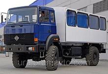 Автобус вахтовый Урал 32552-3013-79
