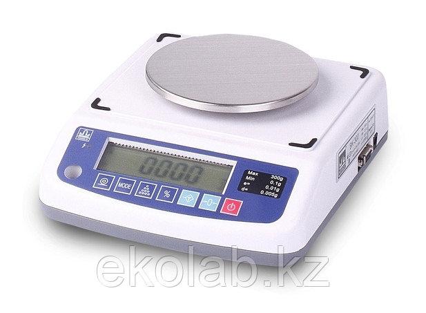Весы лабораторные Масса-К ВК-300.1 (300г, 0,01г, внешняя калибровка)