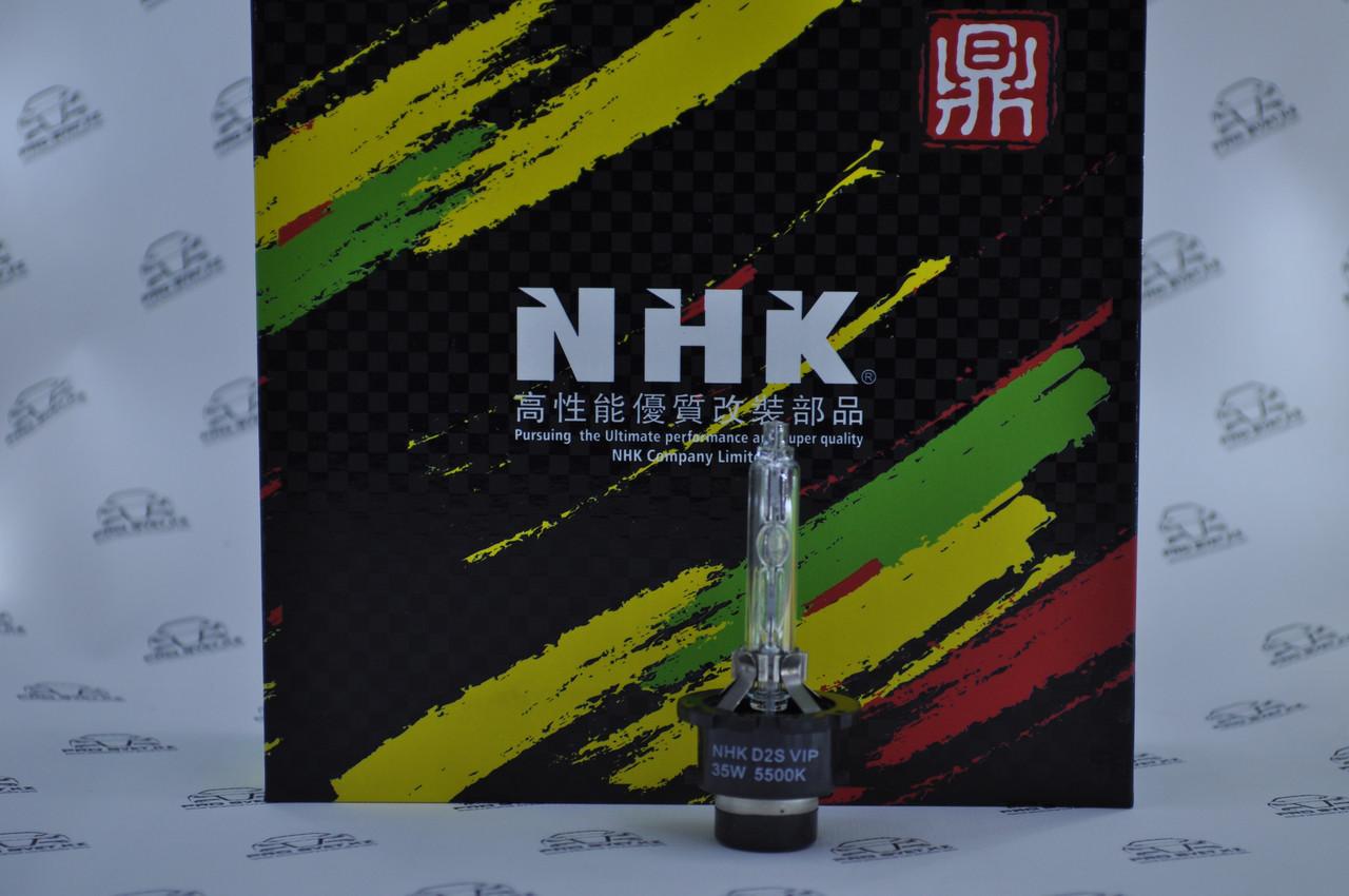 КСЕНОНОВЫЕ ЛАМПЫ NHK D2S VIP VERSION 5500K
