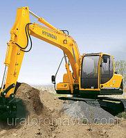 Экскаватор гусеничный R140LC-9S, фото 1