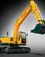 Экскаватор гусеничный Hyundai R160LC-9S