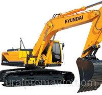 Экскаватор гусеничный Hyundai R260LC-9S, фото 1