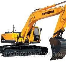 Экскаватор гусеничный Hyundai R260LC-9S