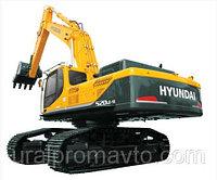 Экскаватор карьерный гусеничный Hyundai R520LC-9S
