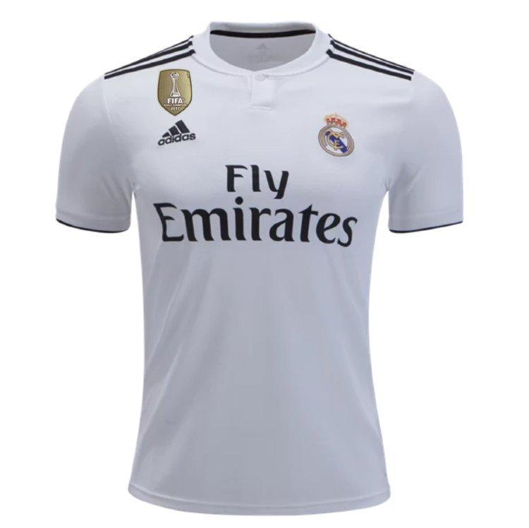 Футбольная форма  (REAL MADRID)-оригинал 18/19