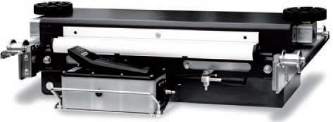 Канавный домкрат (траверса) Werther-OMA 542RA.05