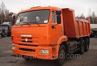 Самосвал Камаз 65115-6058-78