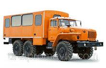 Грузопассажирский вахтовый автобус ГПА УРАЛ-32551-0011-41