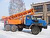 Машина бурильная МРК-750А4 УРАЛ-4320