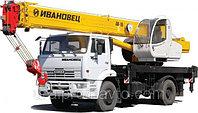 Автокран КС-35714 К3-10 КАМАЗ-53605