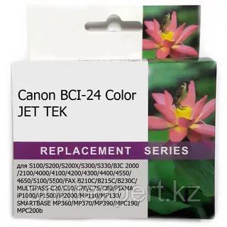 Картридж Canon BCI-24 Color JET TEK, фото 2