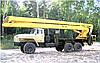 Подъемник ВС-28У УРАЛ-4320
