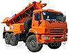 Машина бурильная МРК-750А4 КАМАЗ-43114