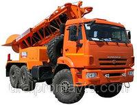 Машина бурильная МРК-750А4 КАМАЗ-43114, фото 1